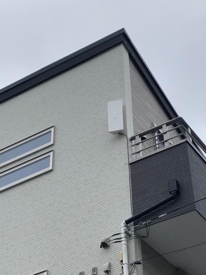 足立区西新井|デザインアンテナ工事|アグレ都市デザイン