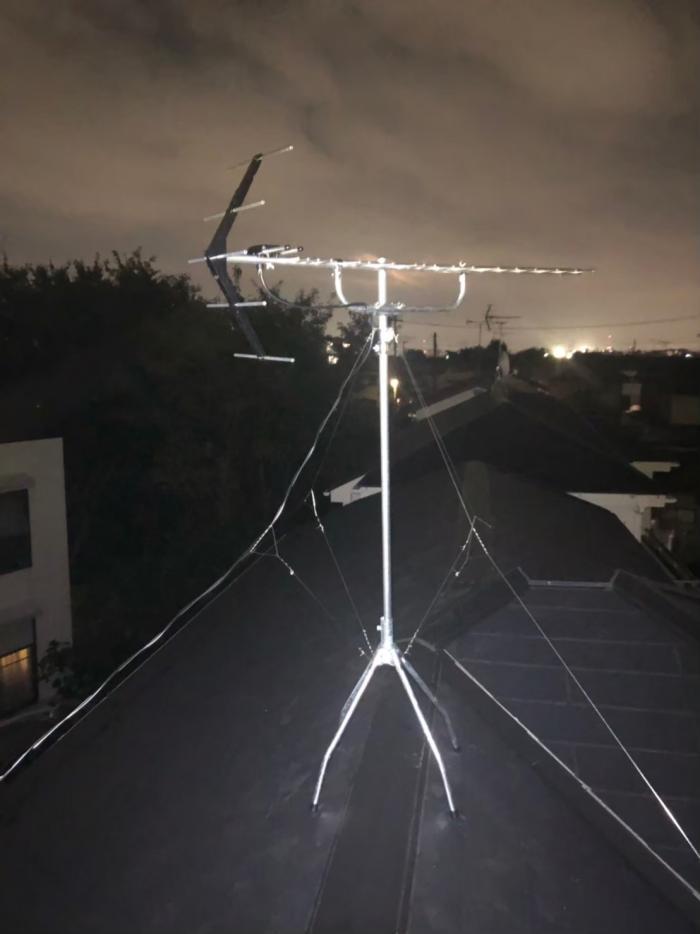 さいたま市岩槻区美幸町|UHFアンテナ工事