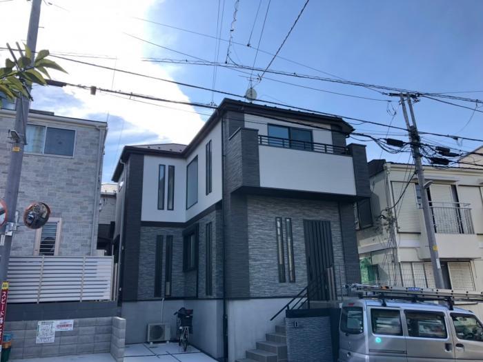 志木市幸区|UHFアンテナ+BS/CSアンテナ工事