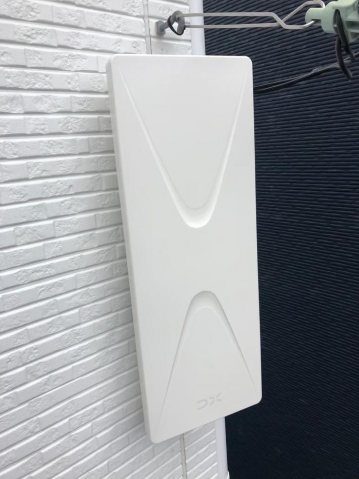 上尾市小泉|デザインアンテナ工事