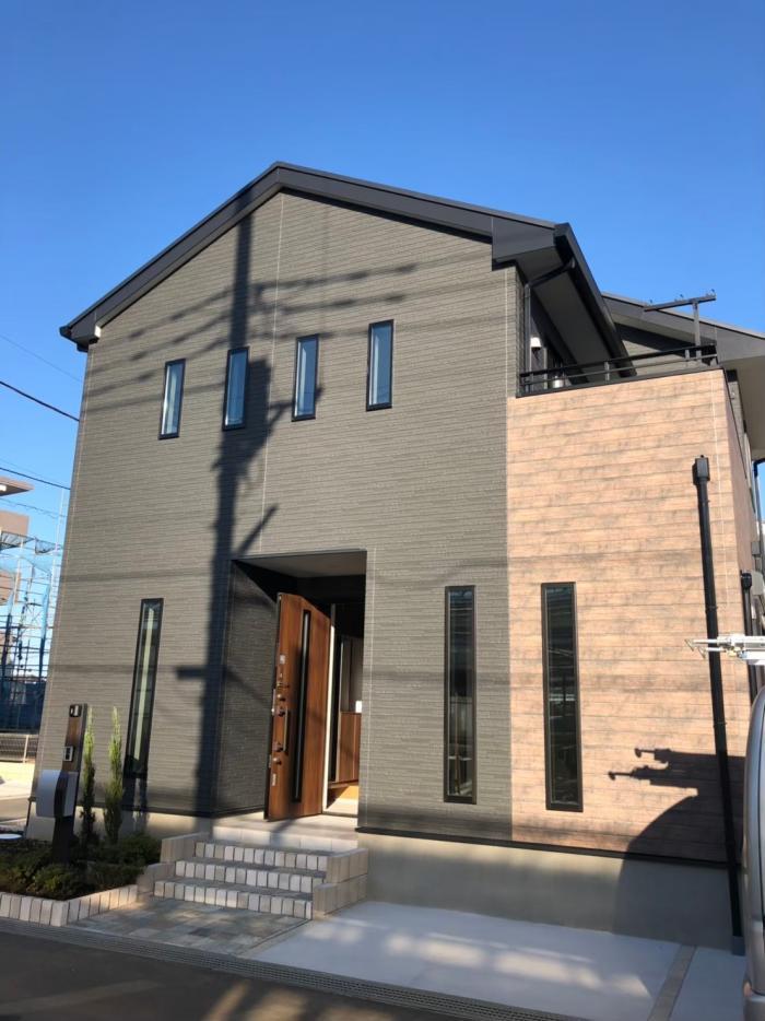 所沢市下安松|デザインアンテナ工事