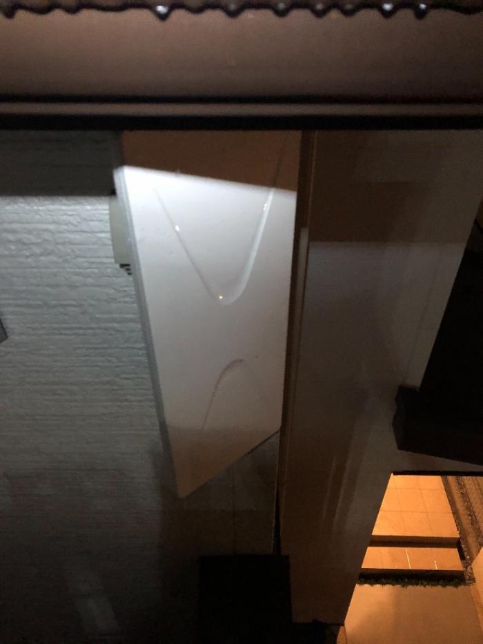 富士見市羽沢|デザインアンテナ工事