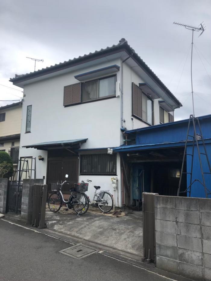 横浜市緑区中山町|デザインアンテナ工事