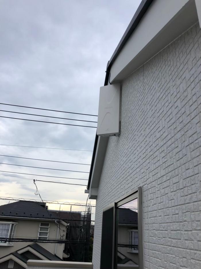 狭山市北入曽|高性能デザインアンテナ工事