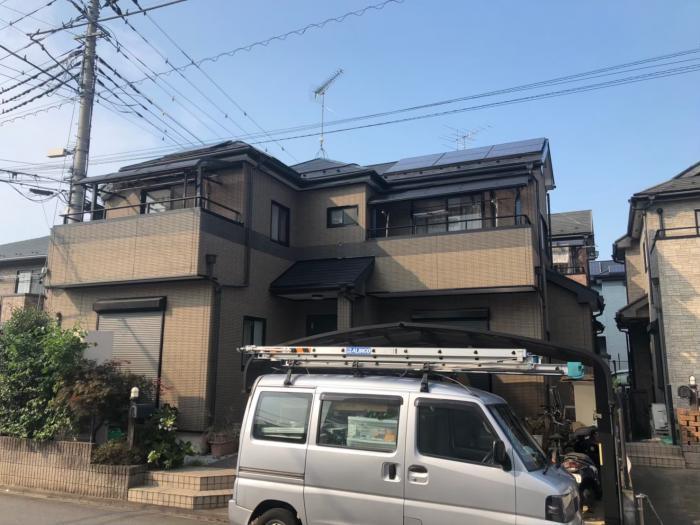 鴻巣市箕田|UHFアンテナ工事